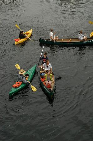 Trip down the AuTrain River
