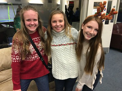 7th Grade Holiday Social