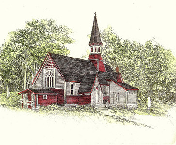 Buildings, Barns & Churches