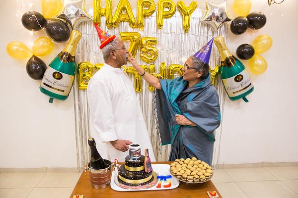 Kaka 75 Birthday