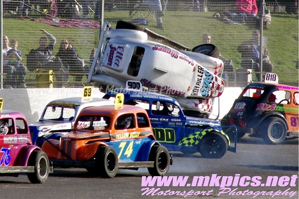 Rebels, Northampton International Raceway, 11 March 2012