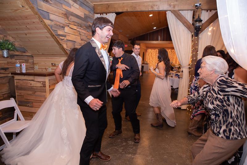Bennett's Wedding Reception