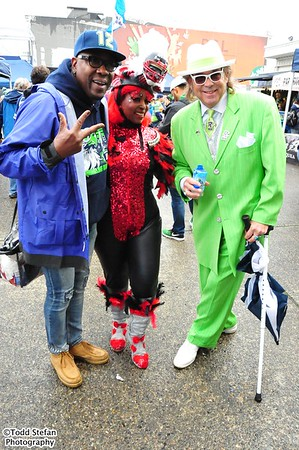 10-16-2016 Tailgating - Seahawks vs Falcons
