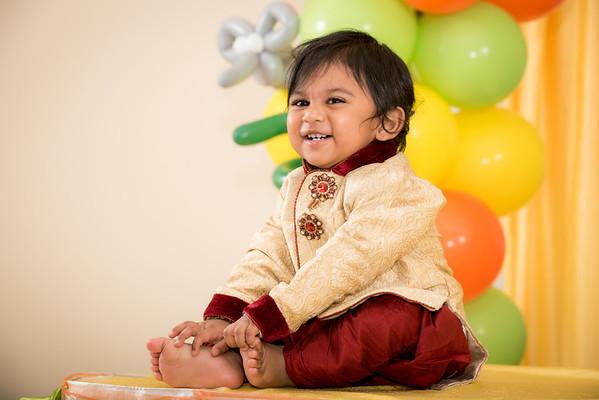 Siddarsh Birthday