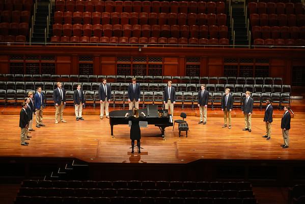 4. St. Louis University High School Varsity Chorus