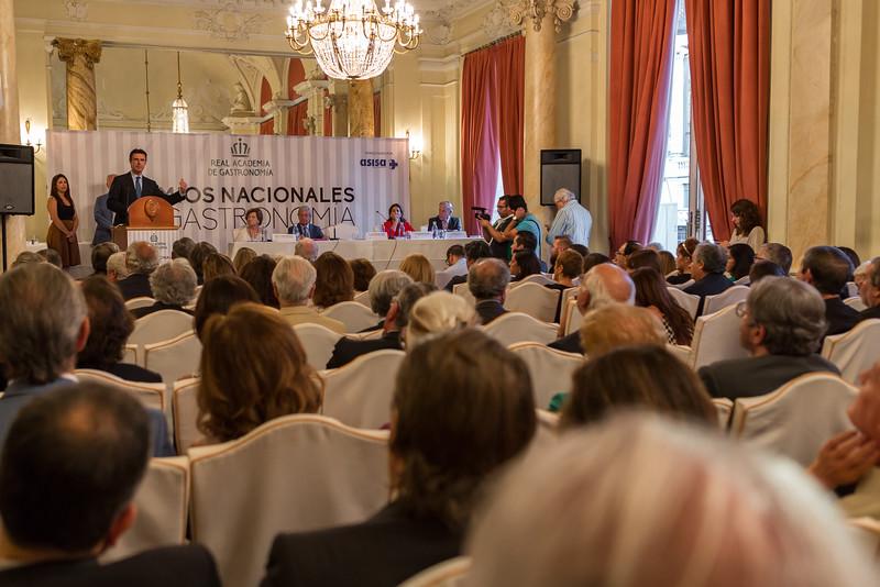 PREMIOS NACIONALES DE GASTRONOMIA 2013