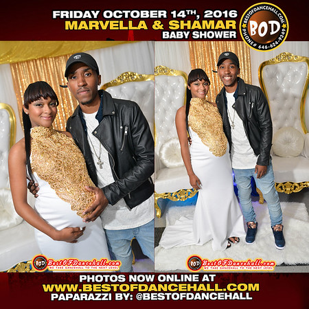 10-14-2016-BRONX-Marvella And Shamar Baby Shower