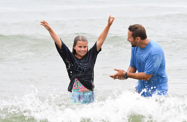 Beach Baptism 2017