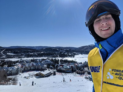 Ski - Mont Tremblant + glissades sur tubes