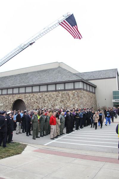 React Flight Crew Memorial Service 12-19-2012