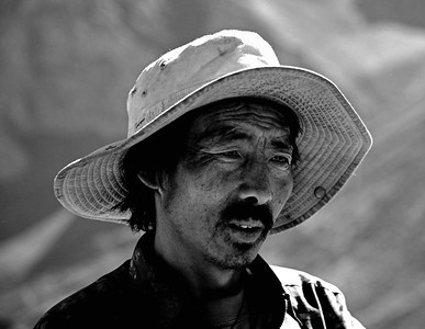 Portraits Himalaya