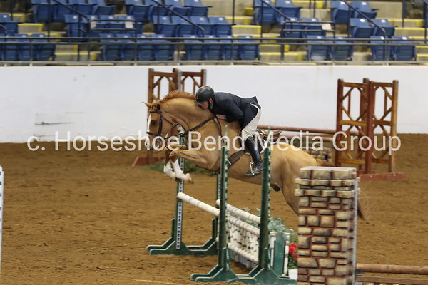 2020 Stonewall Country Horse Show I -- Friday -- Coliseum