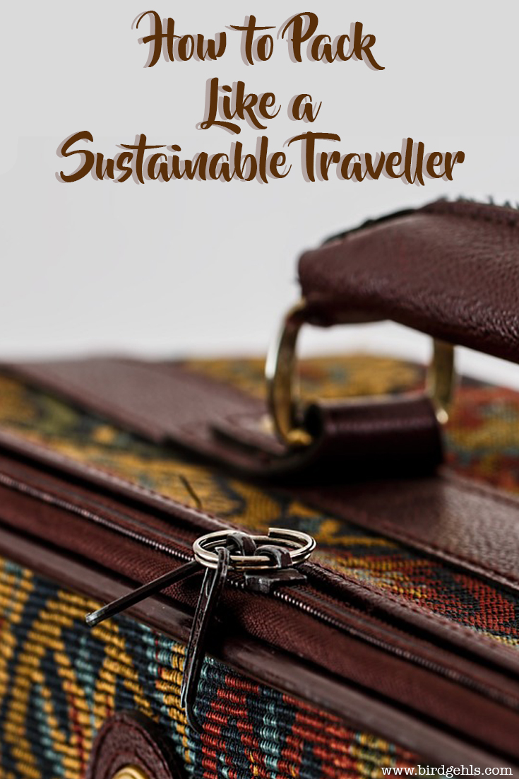 Packing for sustainable travel isn't as hard as you think it may be. Here are some simple and straightforward tips to get you started.