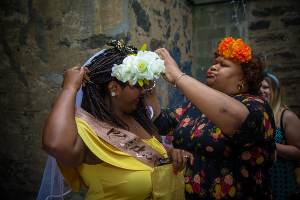 Cecilia's Enchanted Bridal Shower