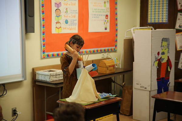 3rd Grade Time Capsule
