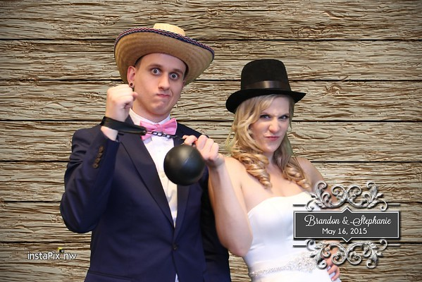 Sandefur Wedding