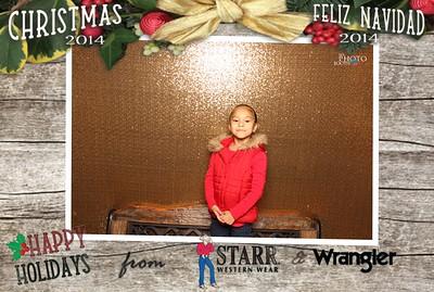 Star Western Wear   Dec. 6th 2014
