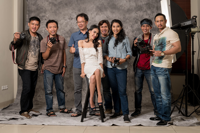 Creative Lighting Studio - 24 November 2018, angkatan ke-39