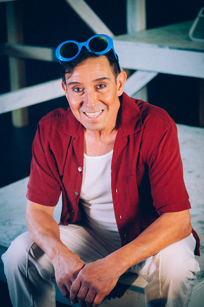 Larry Aguilar - Islander