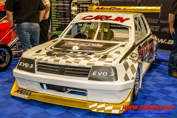 National Hot Rods at the Autosport Show