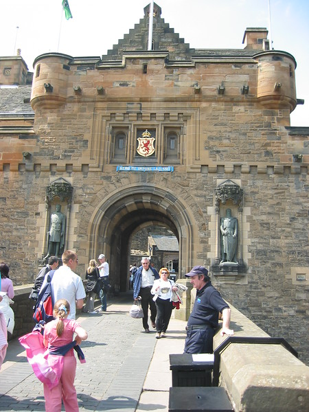 Edinborough Castle