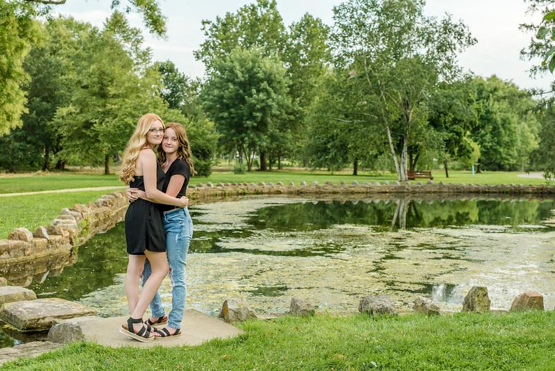 Lexy & Mackenzie - Seniors