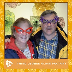 Third Degree Glass Factory - Hearts on Fire