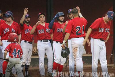 Red Sox vs. Baycats July 16