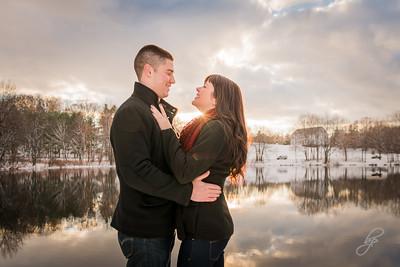 Winnekenni Castle Engagement: Sarah & Dan