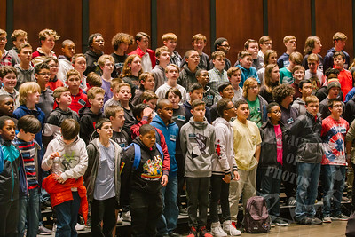 2019 Middle School Mixed Choir