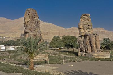 Egypt - Colossus of Memnon