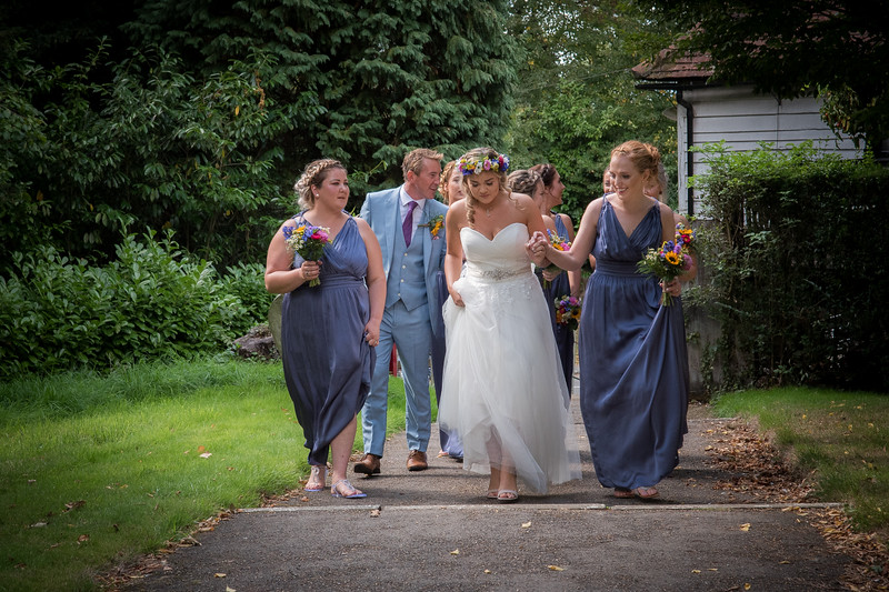 Vicki & Simon' Wedding Day Rudgwick West Sussex 15th september 2018 by Sophie ward Photography