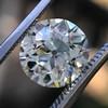 3.01ct Old European Cut Diamond 5
