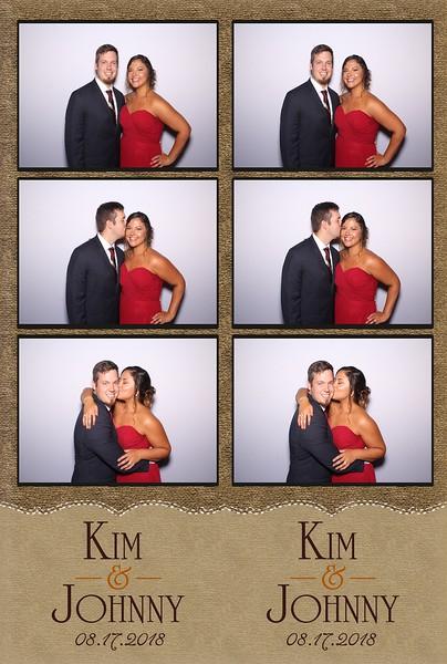Kim & Johnny's Wedding (08/18/18)