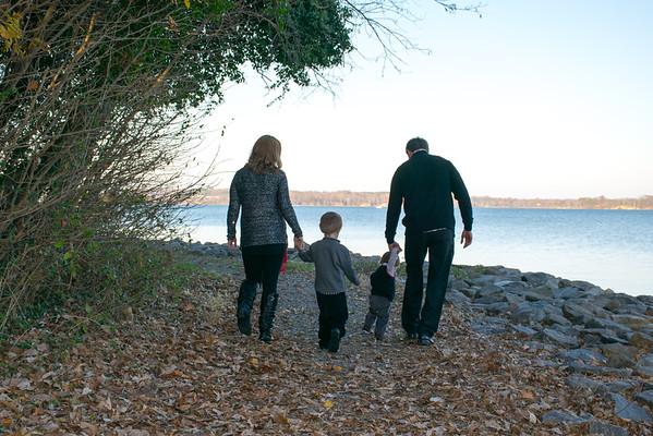Melissa & Aaron Family