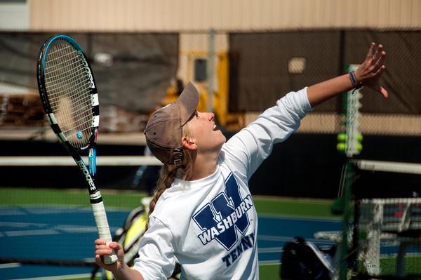 2011 MIAA Regular Season Conference Champs - WU Ladies Tennis