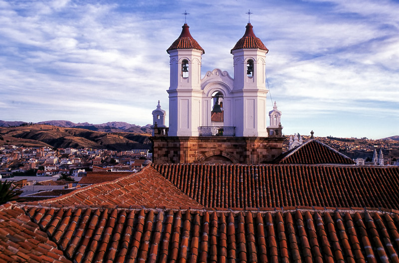 SUCRE CATHEDRAL