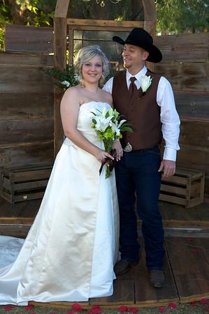 Bonnie & Matt Wedding