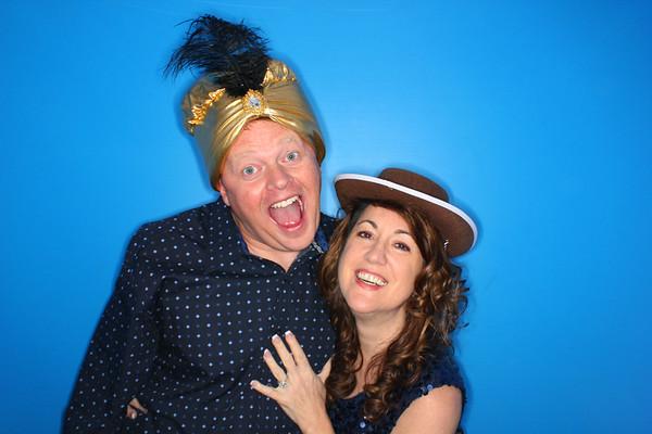 Bill & Denise NYE 2014