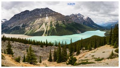 2015-06-27 Parker Ridge and Jasper