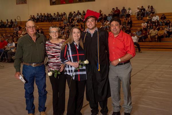 Brandon's Hoehne Graduation 2021