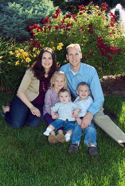 Miller Family June 2012