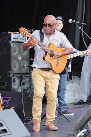 2013 Richmond Jazz Festival - Soul of Summer featuring: Jonathan Butler & Elan Trotman 8-11-13