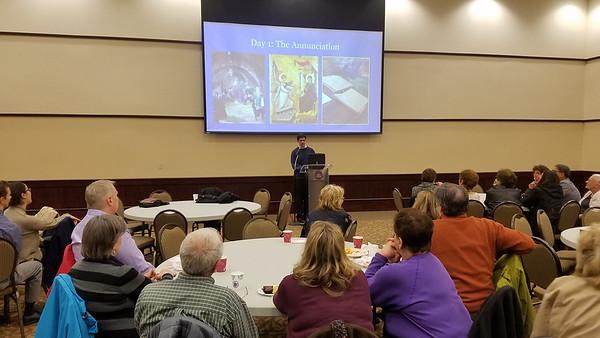 Community Life - Lenten Speakers Series - March 28, 2018