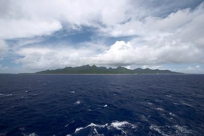 Rarotonga, Cook Islands - Mar 6th