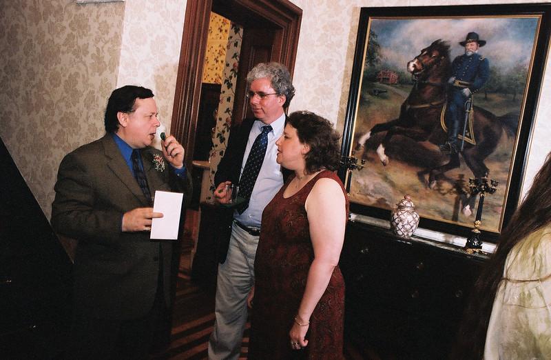 Dave T., Dave M. and Debra