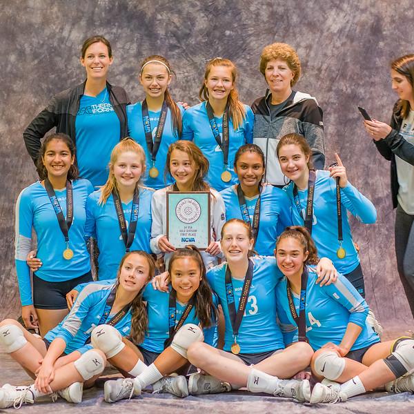 Far Western Reno 2019 Volleyball