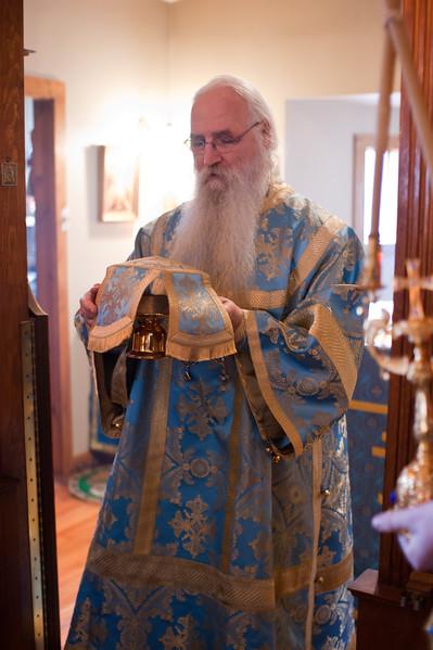 Entry of the Theotokos (2009)