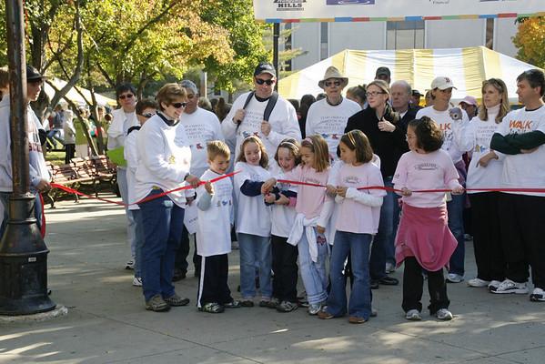 2008 JDRF Walk October
