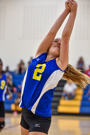09/18 - 7th Glenview Volleyball